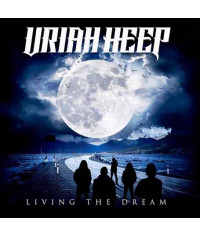 Uriah Heep - Living The Dream (2018) (Import, EU)